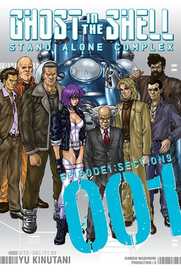 Ghost in the Shell Standalone Complex Volume 1