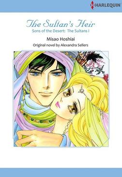 THE SULTAN'S HEIR-電子書籍