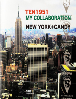 MY COLLABORATION / NEW YORK + CANDY-電子書籍