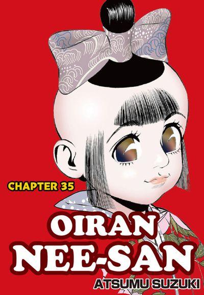 OIRAN NEE-SAN, Chapter 35