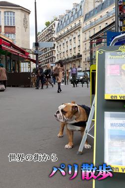 世界の街から・パリ散歩-電子書籍