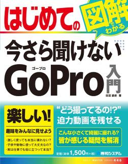はじめての今さら聞けない GoPro入門-電子書籍