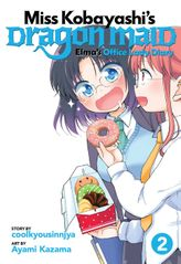 Miss Kobayashi's Dragon Maid: Elma's Office Lady Diary Vol. 2