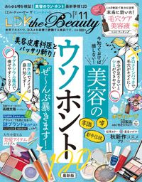 LDK the Beauty (エル・ディー・ケー ザ ビューティー)2020年11月号