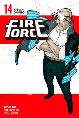 Fire Force Volume 14