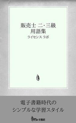 販売士【リテールマーケティング検定】  2・3級 用語集-電子書籍