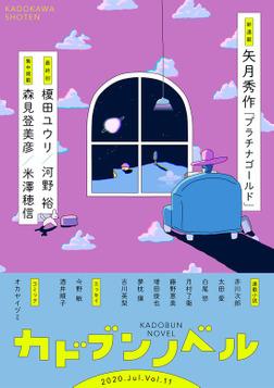 カドブンノベル 2020年7月号-電子書籍