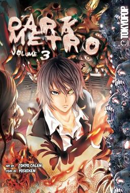 Dark Metro Volume 3