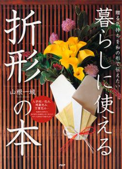 贈る気持ちを和の形で伝えたい 暮らしに使える「折形」の本-電子書籍