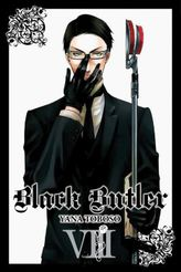 Black Butler, Vol. 8