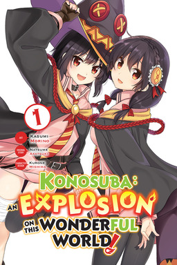 Konosuba: An Explosion on This Wonderful World!, Vol. 1