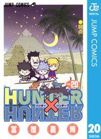 HUNTER×HUNTER モノクロ版 20