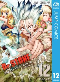 Dr.STONE 12