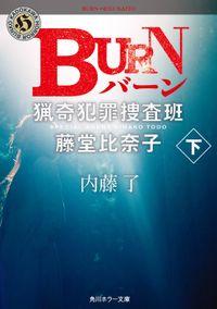 BURN 下 猟奇犯罪捜査班・藤堂比奈子