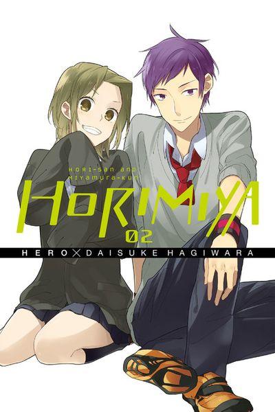 Horimiya, Vol. 2