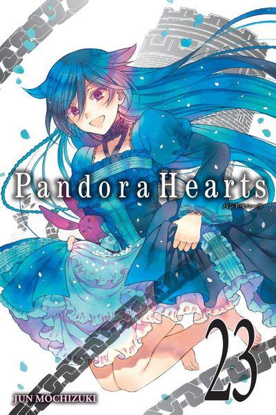 PandoraHearts, Vol. 23