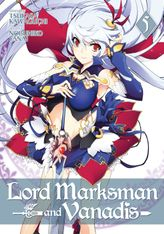 Lord Marksman and Vanadis Vol. 5