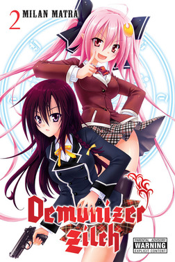 Demonizer Zilch, Vol. 2-電子書籍