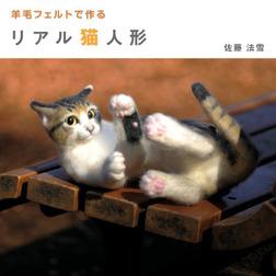 羊毛フェルトで作るリアル猫人形-電子書籍