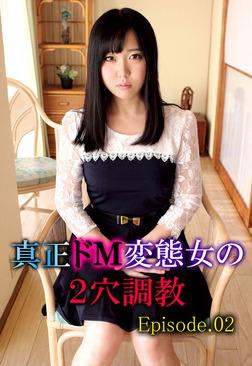 真正ドM変態女の2穴調教 Episode.02-電子書籍