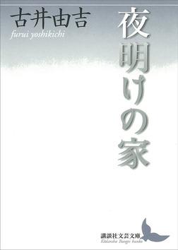 夜明けの家-電子書籍