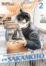 Haven't You Heard? I'm Sakamoto Vol. 2