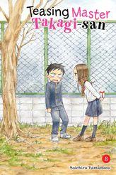 Teasing Master Takagi-san, Vol. 8