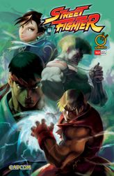 Street Fighter Vol.4