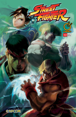 Street Fighter Vol.4-電子書籍