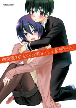 榊美麗のためなら僕は・・・ッ!! / 5-電子書籍
