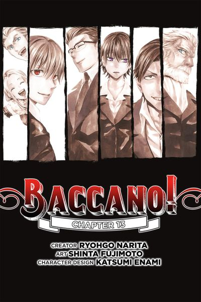 Baccano!, Chapter 13
