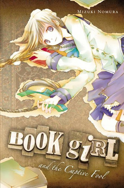 Book Girl and the Captive Fool-電子書籍