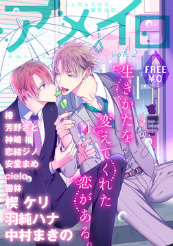 【無料BLマガジン】アメイロ vol.2-電子書籍