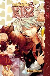 Metamo Kiss, Vol. 3