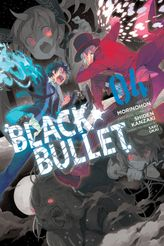 Black Bullet, Vol. 4 (manga)
