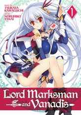 Lord Marksman and Vanadis Vol. 01