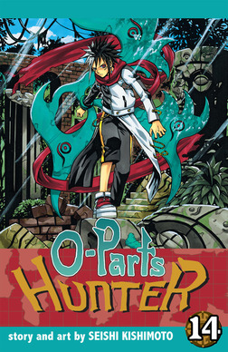 O-Parts Hunter, Vol. 14-電子書籍