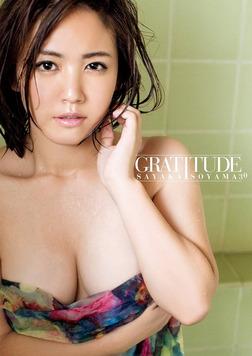 磯山さやか写真集『GRATITUDE~30~』-電子書籍