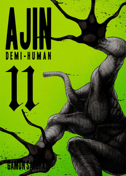 Ajin: Demi Human 11