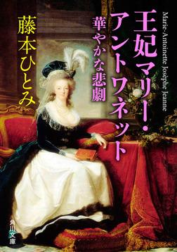 王妃マリー・アントワネット 華やかな悲劇-電子書籍