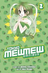 Tokyo Mew Mew Omnibus 2