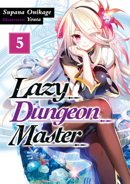 Lazy Dungeon Master: Volume 5