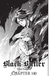 Black Butler, Chapter 140