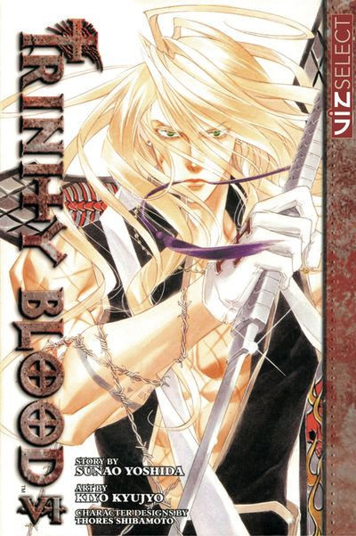 Trinity Blood, Volume 6