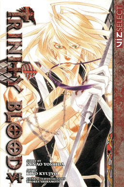 Trinity Blood, Vol. 6