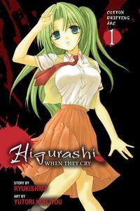Higurashi When They Cry: Cotton Drifting Arc, Vol. 1