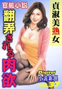 【官能小説】貞淑美熟女 翻弄される肉欲 ~Digital小説新撰 vol.37~
