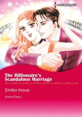 THE BILLIONAIRE'S SCANDALOUS MARRIAGE
