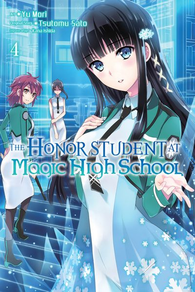 The Honor Student at Magic High School, Vol. 4