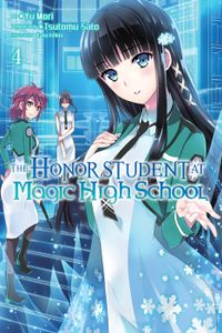 The Honor Student at Magic High School, Vol. 4